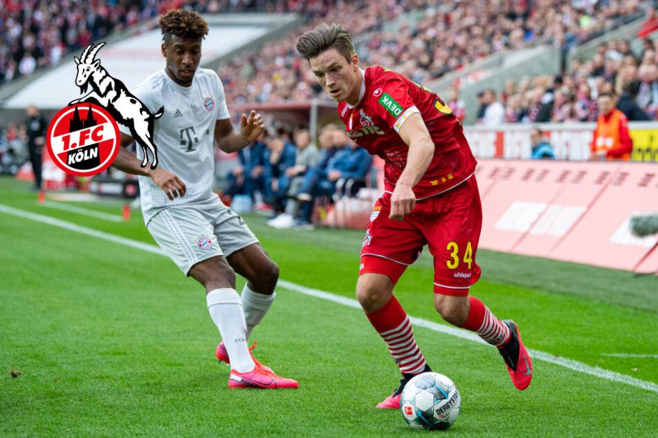 1. FC Köln in Bremen gefordert: Zwei neue Spieler in der Startelf