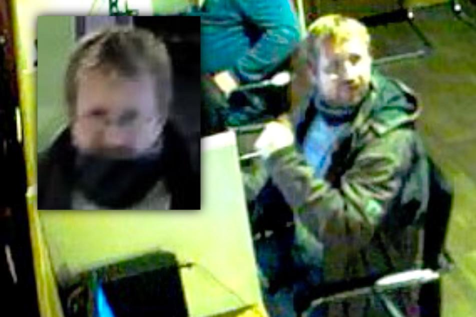 Brandanschlag auf Robert Koch-Institut: Polizei sucht diesen Mann!