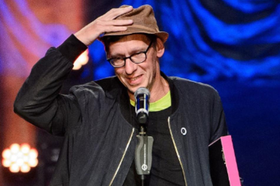 """Rammstein-Keyboarder Christian """"Flake"""" Lorenz (53) geht kritisch mit der eigenen Bühnenshow um."""