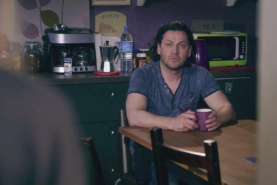 Tochter Fiona hatte ihren Vater damals in ihren Gedanken am Tisch sitzen sehen. Jetzt ist er tatsächlich zurück!