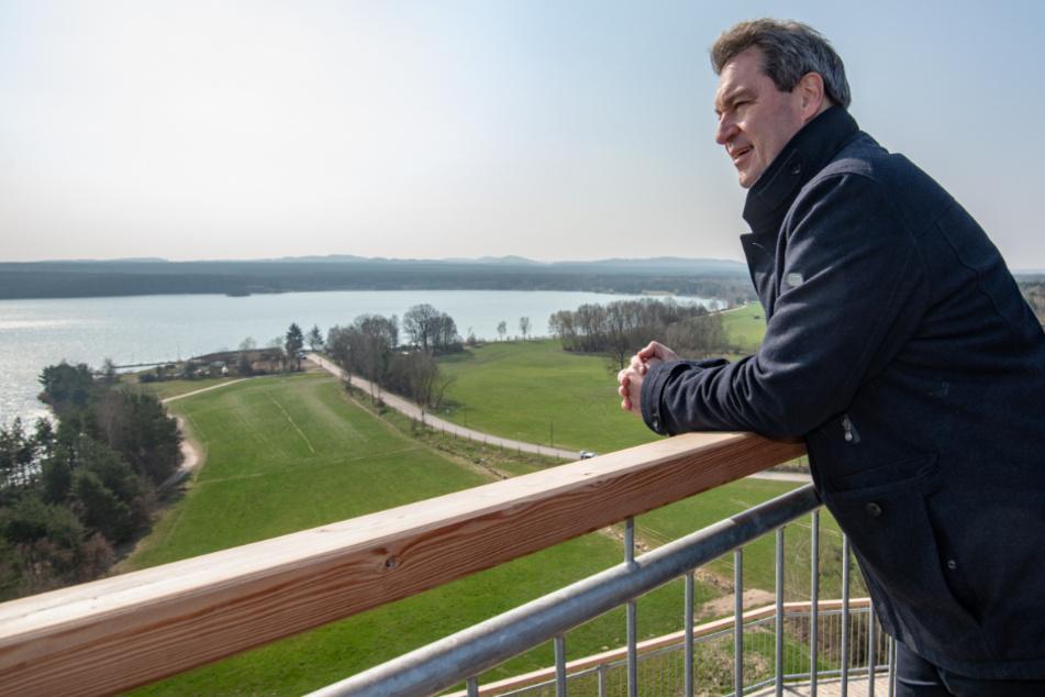 CDU-Arbeitnehmerflügel in Sachsen für Markus Söder als Kanzlerkandidaten