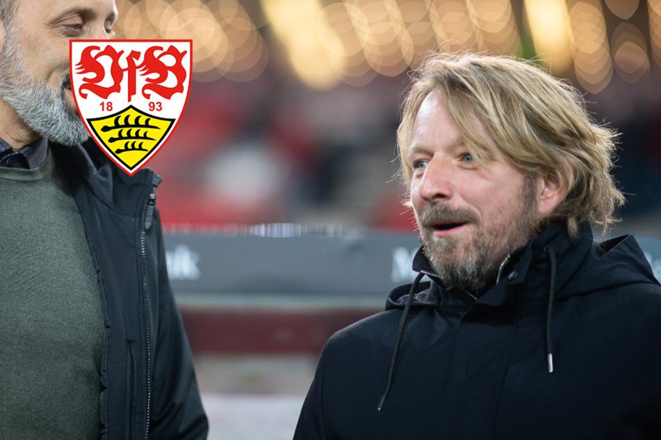 """Greift Weinzierl bei VfB-Rückkehr in die Trickkiste? """"Wir kennen den Markus ja..."""""""