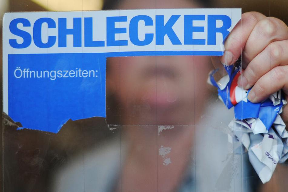 Schlecker war einst die größte Drogeriemarktkette Europas. (Archivbild)