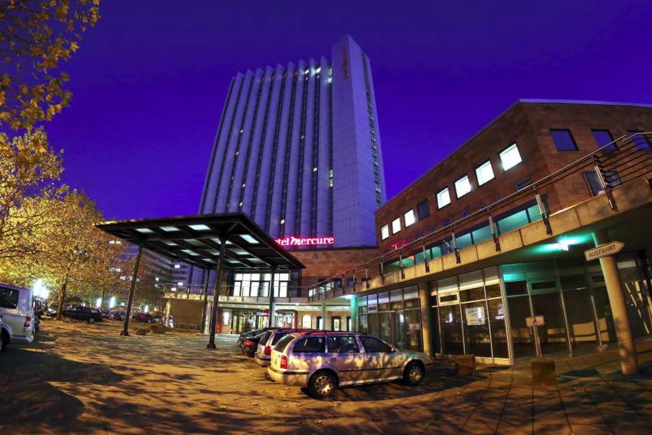 Im Hotel Mercure sollen Studentenwohnungen entstehen.