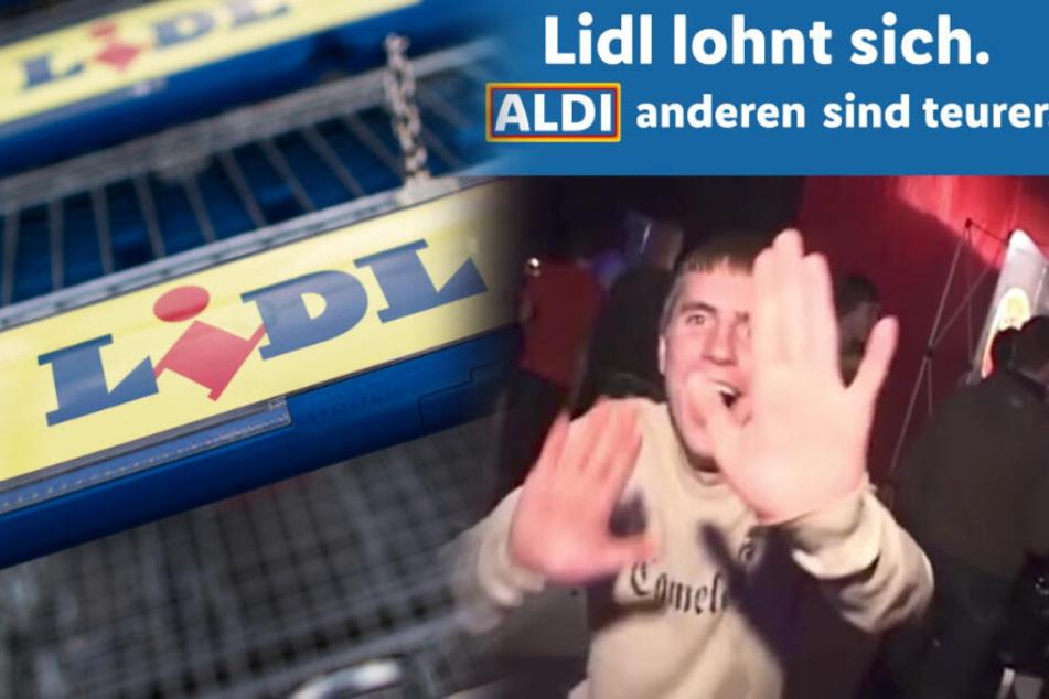 """""""ALDI anderen"""": So genial macht sich Lidl über seine Konkurrenz lustig"""