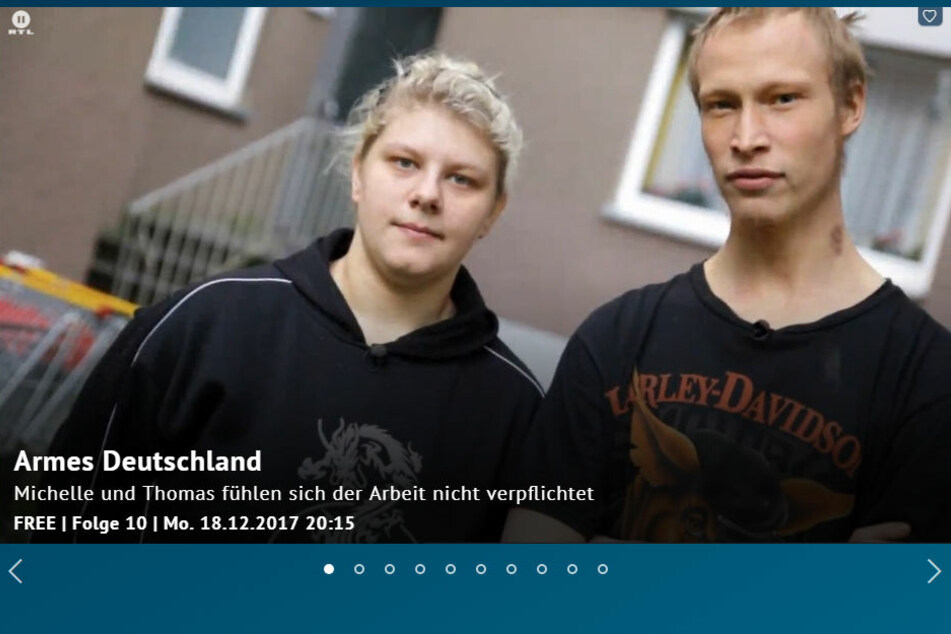 Wer einen Blick in die Wohnung der 22-jährigen Michelle und ihres Verlobten werfen will, kann das in der RTL-II-Mediathek tun.