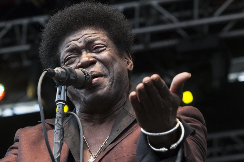 Der Soul-Sänger Charles Bradley ist gestorben.