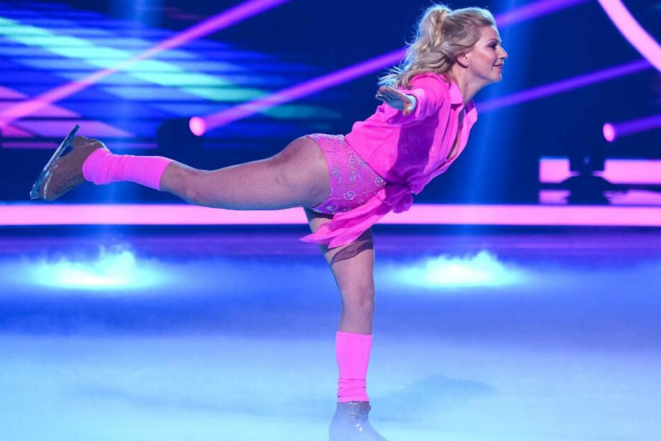 In der dritten Show am vergangenen Sonntag lieferte Aleksandra Bechtel ihre bislang beste Leistung ab.
