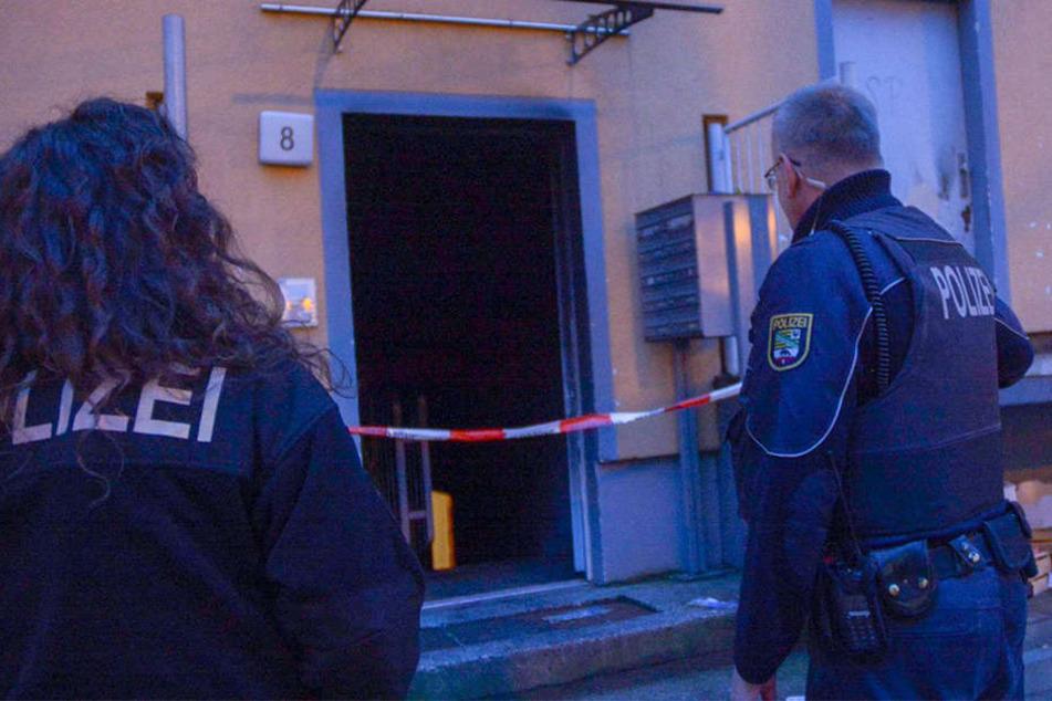 46 Bewohner mussten das Haus am Freitagnachmittag verlassen.