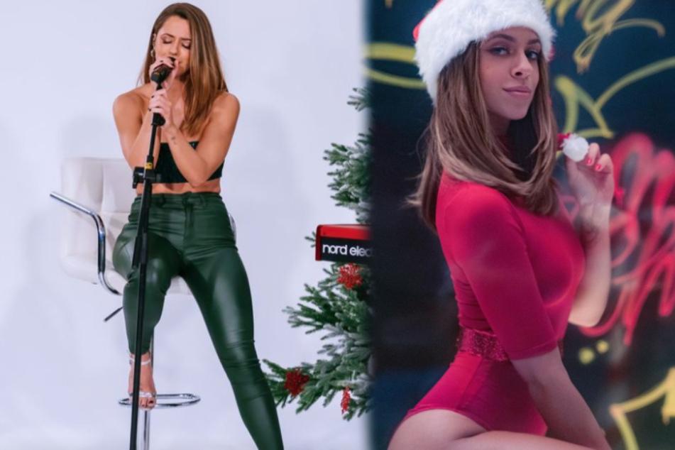 Oh là là! Vanessa Mai macht sexy Vorfreude auf Weihnachten