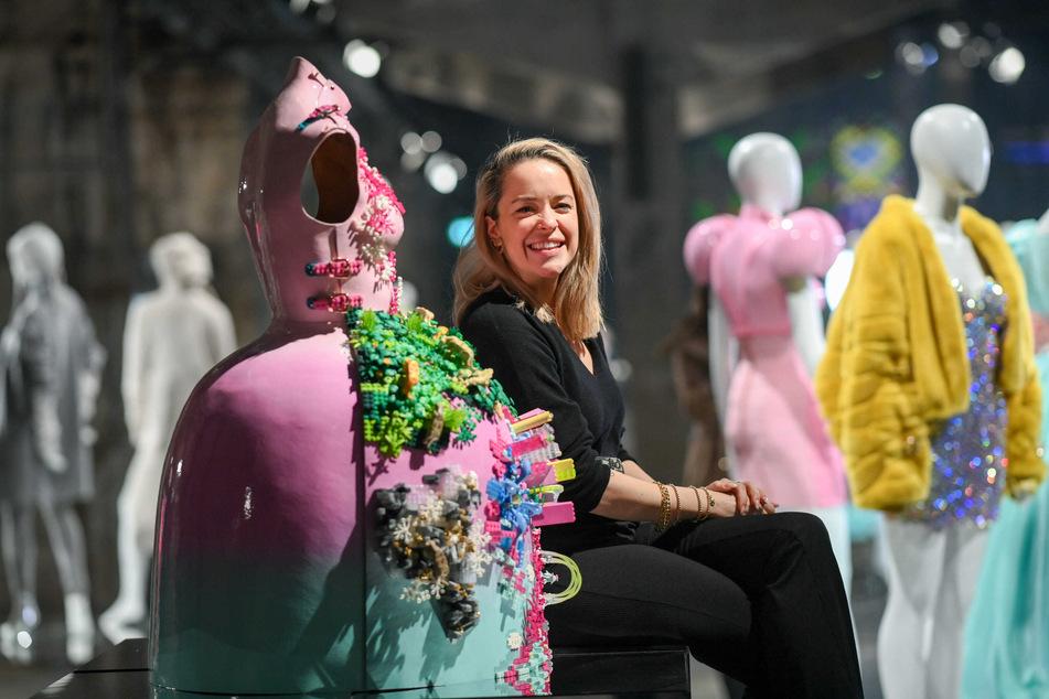Marina Hoermanseder ist bekannt für ihre starren Teile.