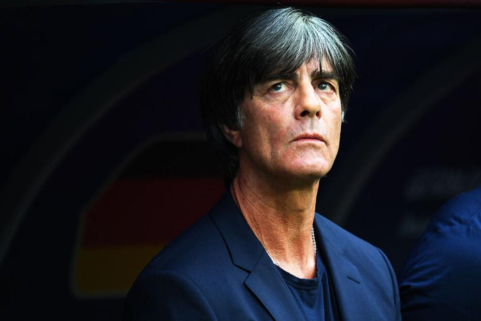 DFB-Coach Bundestrainer Joachim Löw hat drei Stars des FC Bayern München aussortiert.