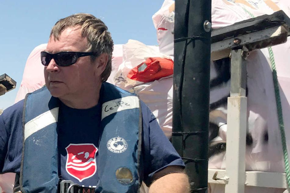 Lifeline-Kapitän: EU-Vorgehen gegen Seenotretter