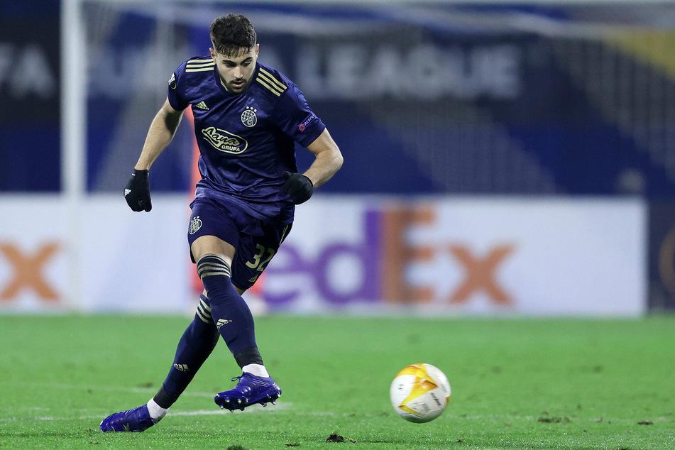 Josko Gvardiol (18) kickt aktuell noch für Dinamo Zagreb. Im Sommer wird er wohl aber zu den Leipzigern stoßen.