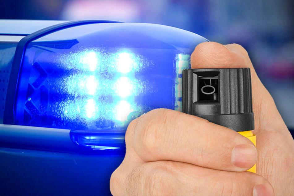 Reizgas-Attacke in Jugendtreff: 22-Jährige verletzt