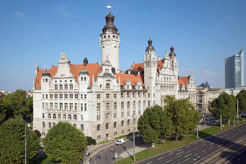 Neues Rathaus investiert fast 2 Millionen Euro in Teilsanierung