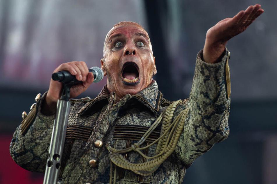 Till Lindemann und Co. sollen 2020 gleich zweimal in Leipzig spielen!
