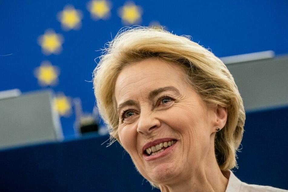 Ursula von der Leyen soll neue EU-Kommissionspräsidentin werden.