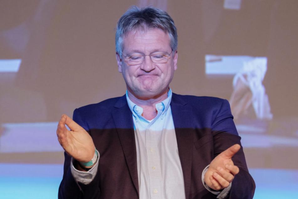 Nach Parteichef Jörg Meuthen hat die AfD Klage gegen den rechten Verein eingereicht und die Nutzung des Parteilogos untersagt. (Symbolbild)