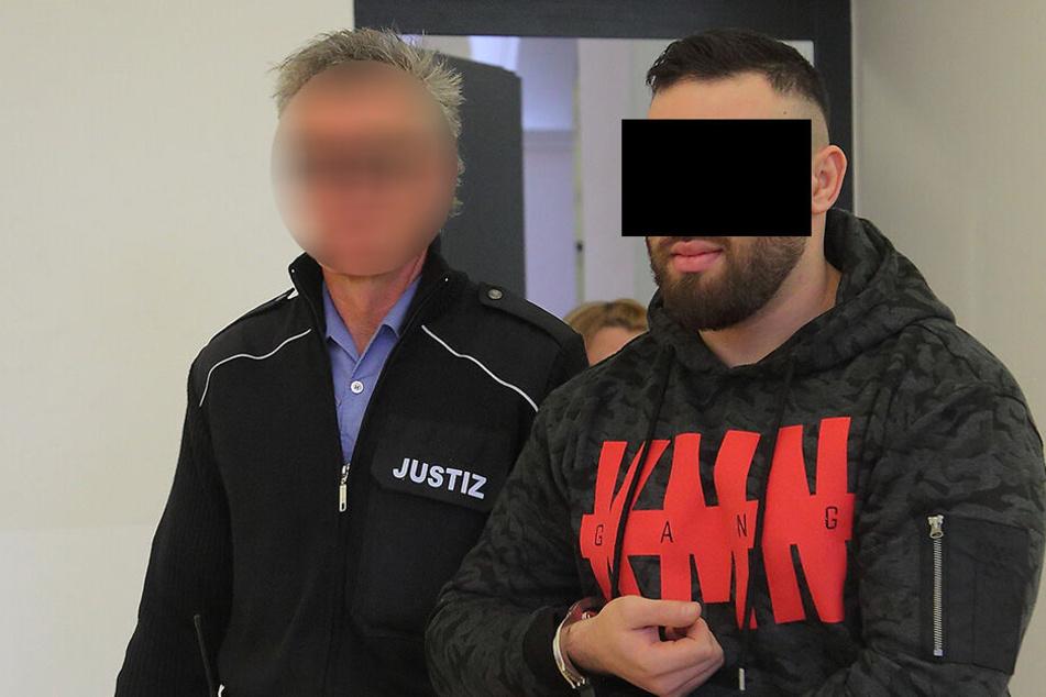 Ammar R. (26) sitzt seit Mittwoch wieder hinter Gittern.