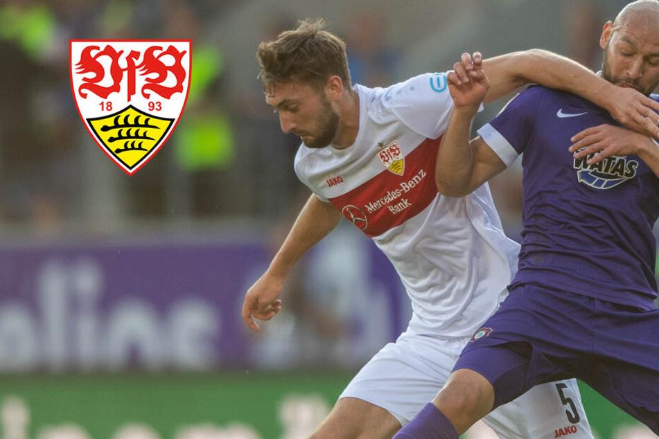 Nach Sosa-Blackout! VfB Stuttgart nur Remis gegen Erzgebirge Aue