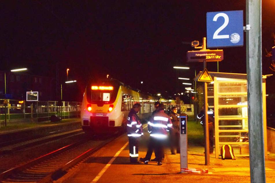 """Der Unfall ereignete sich an der Haltestelle """"Sülmertor"""" in Heilbronn."""