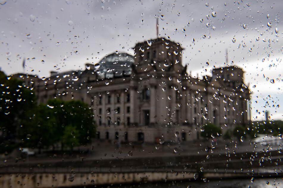 Das Wetter in Berlin wird in den kommenden Tagen äußerst wechselhaft (Symbobild).
