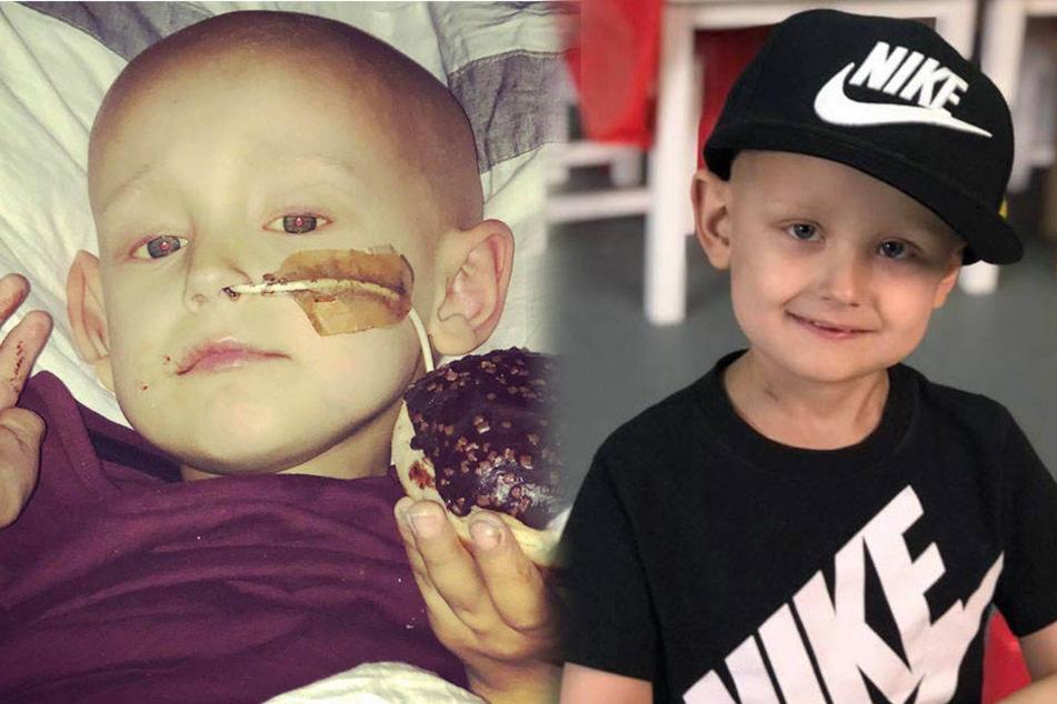 2016 stellten die Ärzte Leberkrebs bei Charlie fest.