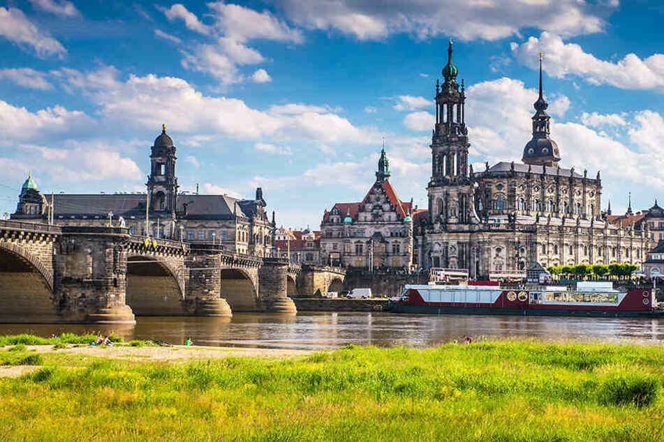 Dresden soll in dem Film glänzen.