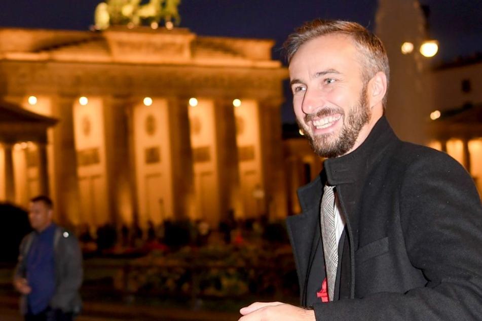 Böhmermann zum Entertainer des Jahres gewählt