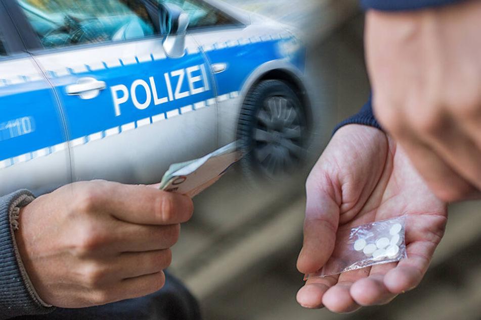 Dresden: Großeinsatz der Polizei: Razzia in der Neustadt