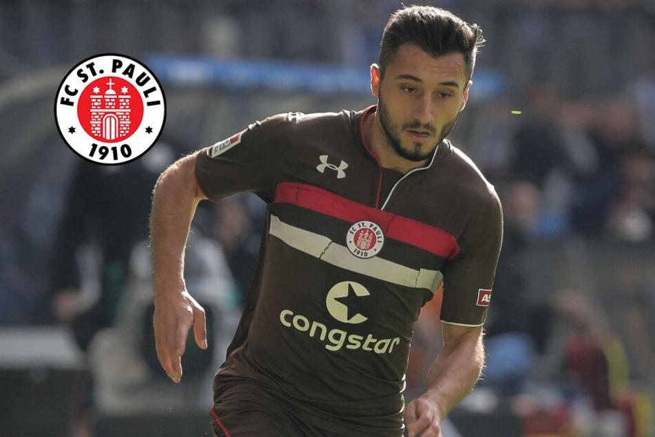 Wegen Instagram-Post: St. Pauli schmeißt Cenk Sahin raus!