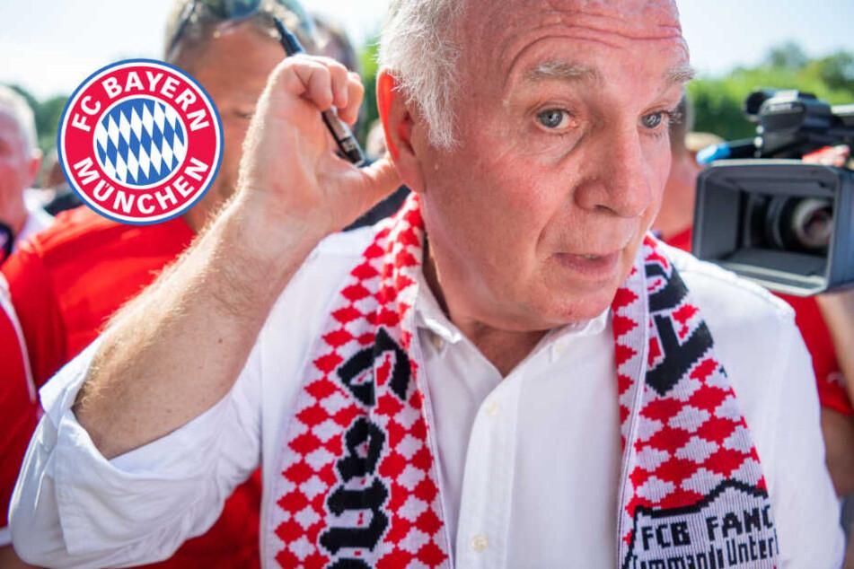 Aus und vorbei: Uli Hoeneß verkündet offiziell Rücktritt beim FC Bayern!