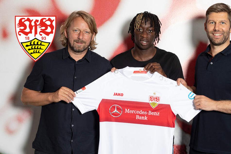 VfB Stuttgart schnappt sich Flügelspieler aus Pariser Talentschmiede