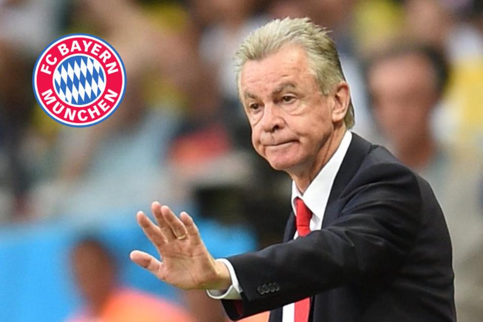 Hitzfeld über Bayern: WM-Debakel schuld an FCB-Krise