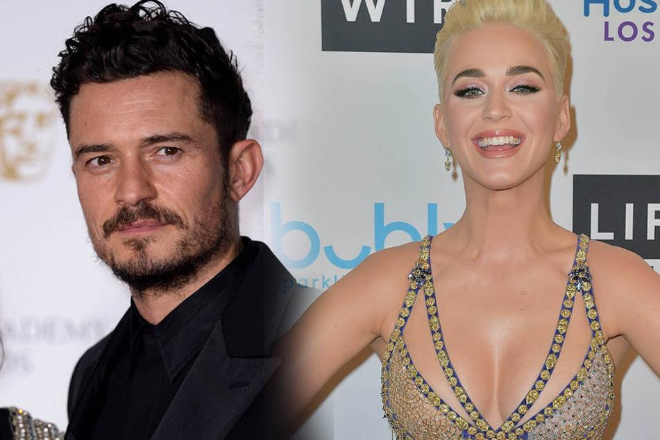 Verräterisches Detail! Läuft da wieder was zwischen Katy Perry und Orlando Bloom?