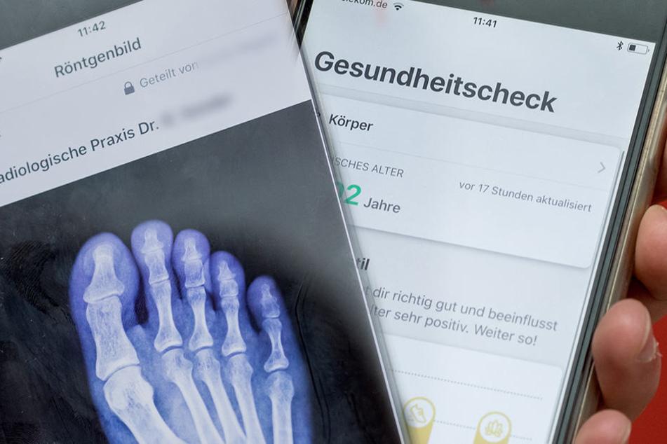 """Experten warnen: Finger weg von Gesundheits-App """"Vivy"""""""