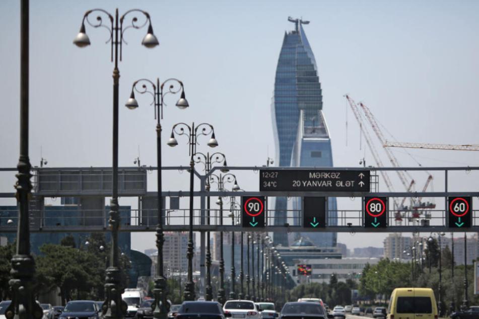 Warum hat der aserbaidschanische Staatskonzern Geld an die Frankfurter CDU überwiesen?