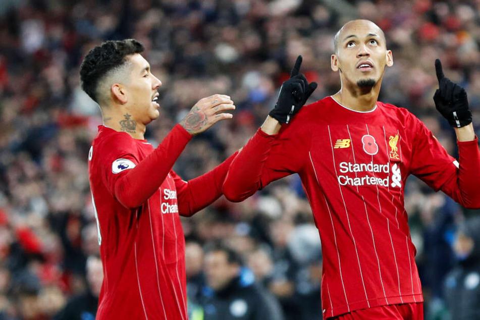 Top-Stars treffen: FC Liverpool zu effektiv für Manchester City!