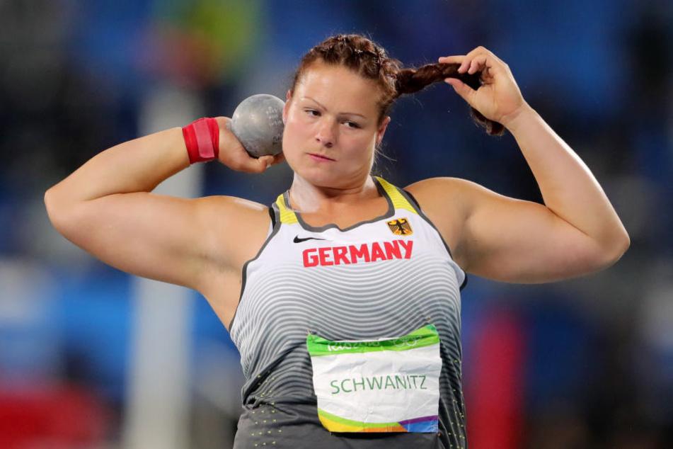 Schwanitz blieb weit hinter ihren Erwartungen zurück.