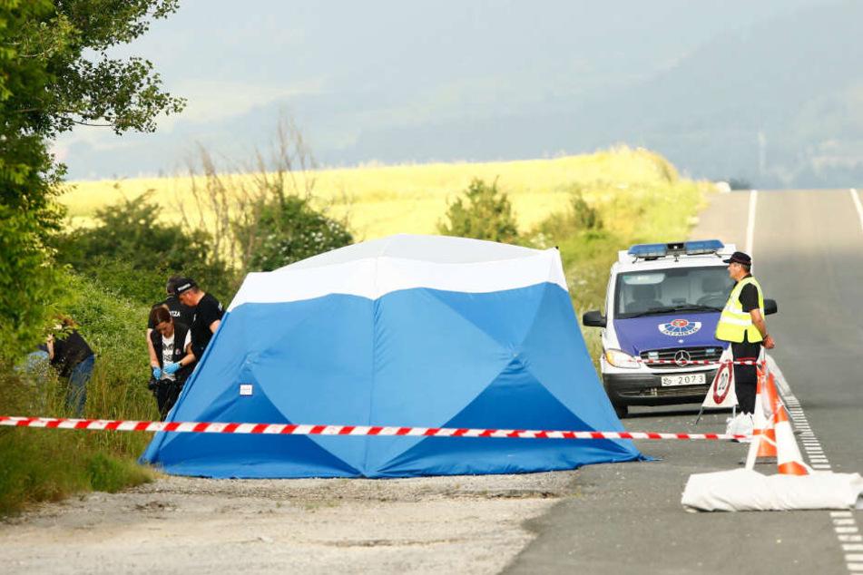 Die Leiche der damals 28-Jährigen wurde in einem Straßengraben in Spanien gefunden.