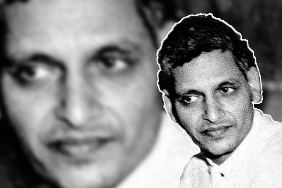 Ghandis Mörder: Nathuram Godse.