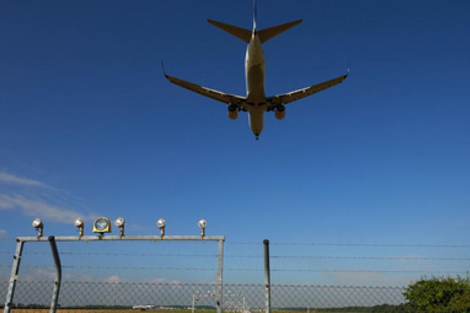 Wegen eines Vogelschlags am Triebwerk, musste eine Maschine am Mittwoch kurz nach dem Start zurück zum Flughafen fliegen.