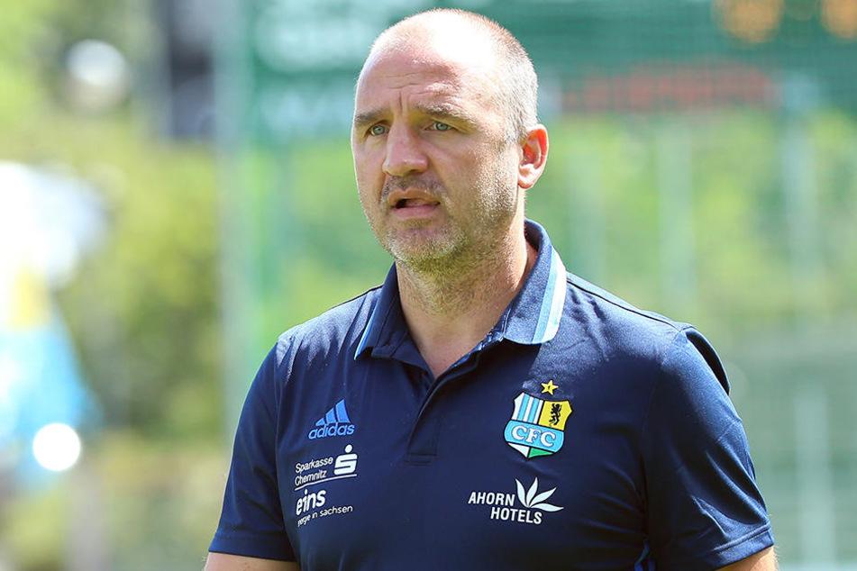 Einst Spieler unter Hans Meyer heute CFC-Sportdirektor: Steffen Ziffert.