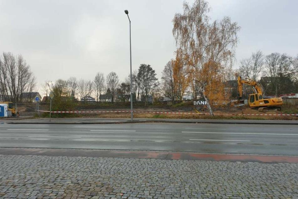 Im Leipziger Norden ist eine Bombe gefunden worden.