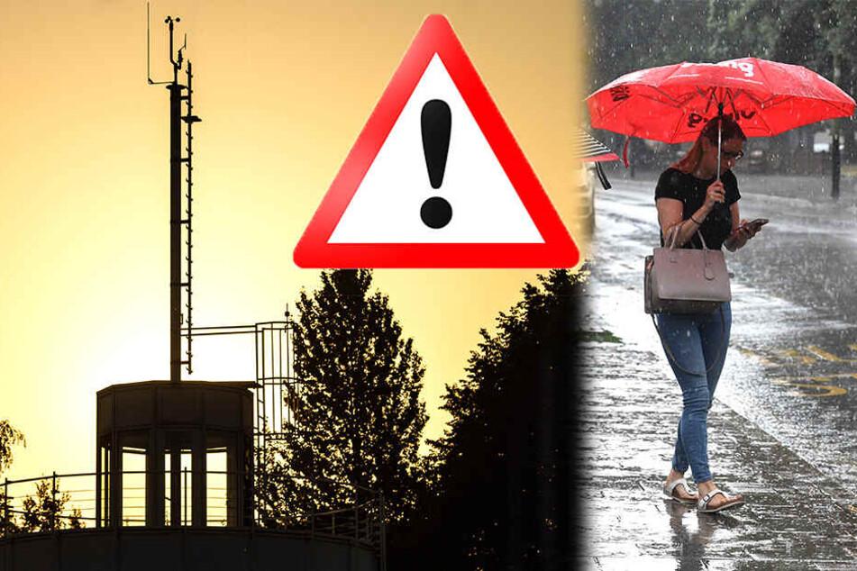 Nach Hitzewelle: Unwetter und unsichtbare Gefahr im Anmarsch