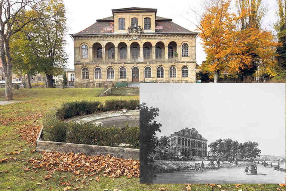 In neuen Händen: Das Schloss Übigau wurde an eine Dresdner  Investorengemeinschaft verkauft.