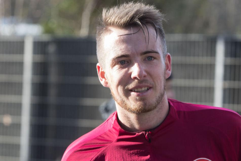 Der 22-Jährige wechselte im Januar 2017 vom VfB Stuttgart zur Eintracht.