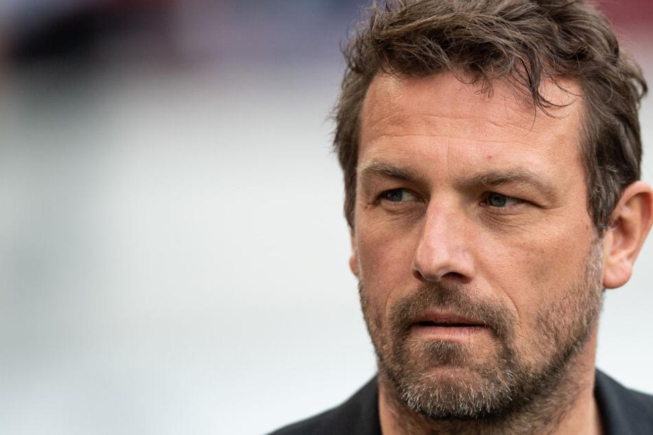Will mal wieder überraschen, dieses Mal gegen den BVB: VfB-Coach Markus Weinzierl.