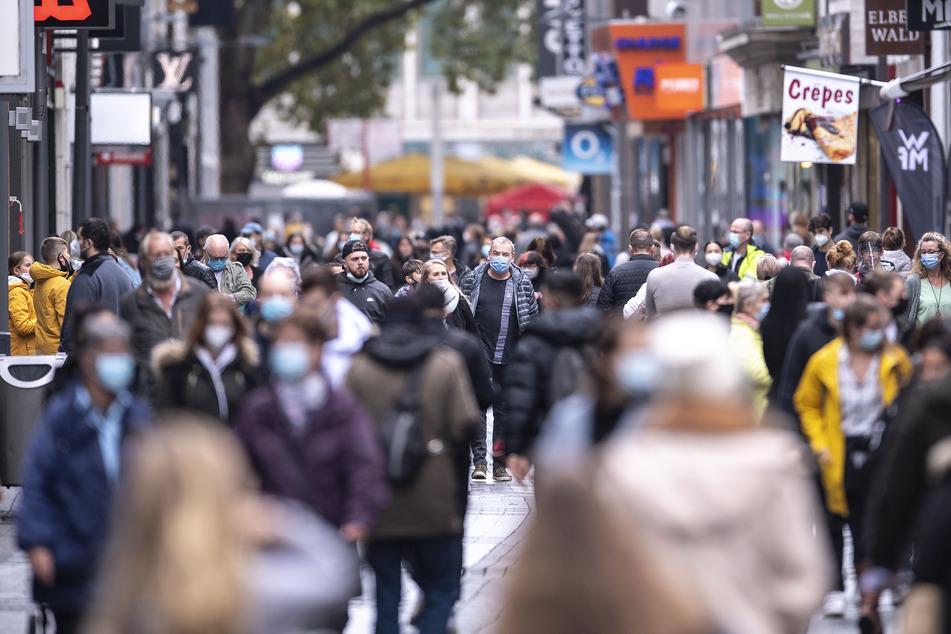 Die Einwohnerzahl in Nordrhein-Westfalens größter Stadt Köln ist in 2020 gesunken.